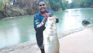 mancing ikan besar